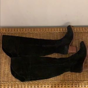 Coconuts by Matisse Over the Knee Suede Boots